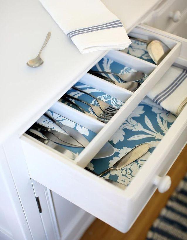 15 Idees Bluffantes Pour Recycler Ses Chutes De Papier Peint Diy