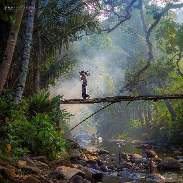 ___________________________________  In every walk with nature one receives far more than he seeks.  John Muir  ____________________________________  Morning time in Rumpin, Bogor, Indonesia  • Iger recommendation: @ronee_sutanmaharajo • • See you tomorrow my friends! ✌️ ______________________________________  Follow : @indonesia_photography @ic_longexpo @Jakartascaper ______________________________________