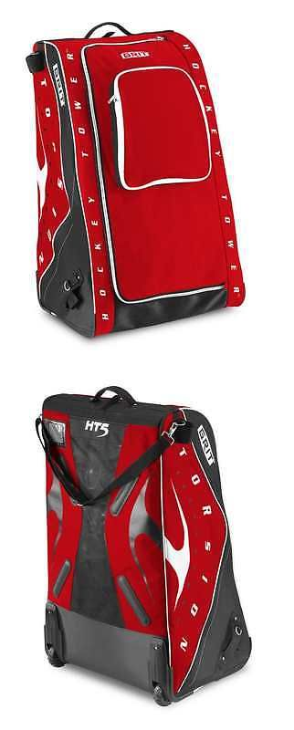 Equipment Bags 58113: Grit Inc. Ht5 Hockey Tower 33-Inch Chicago Hockey Bag Ht5-033-Ch -> BUY IT NOW ONLY: $182.4 on eBay!