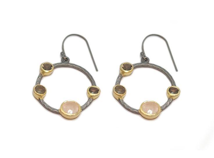Chic Silver Earrings