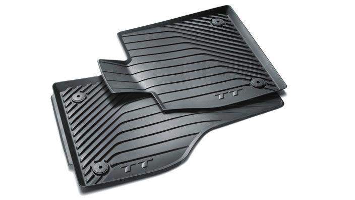 Fußmatten > Komfort & Schutz > TT-Roadster2015 > Audi Original Zubehör - Vorsprung durch Technik