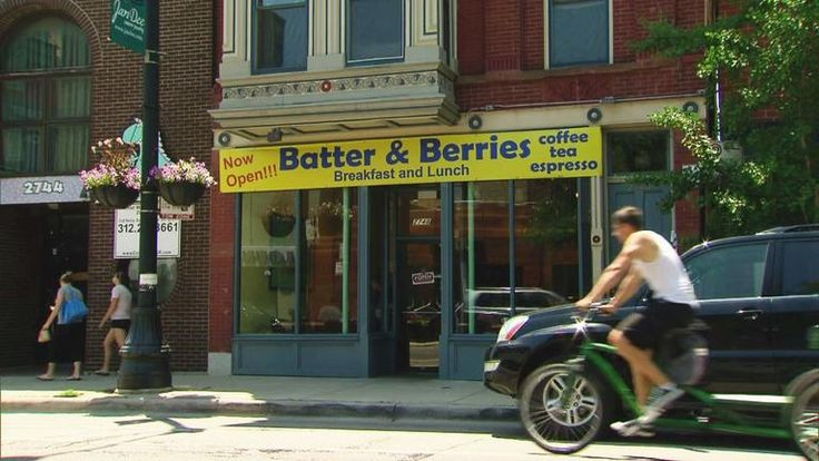 Batter & Berries
