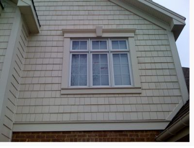 Exterior Window Decorative Trim - Home Design Ideas