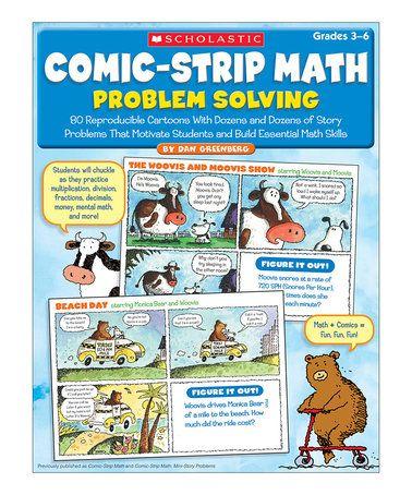Look what I found on #zulily! Math Comic-Strip Problem Solving Workbook #zulilyfinds