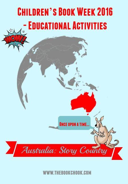 The Book Chook: Children's Book Week 2016 - Educational Activities