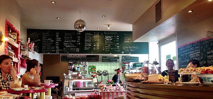Gartensalon   Cafés in München