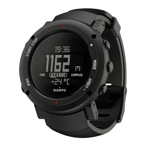 One of the most robust outdoor watches out there gets a sleek yet minimalist redesign for 2012 with an aluminum version of the Suunto Core. The new aluminum case gives the watch a cleaner look while still being rich with features such as an altimeter, barometer, depth meter, and much more.