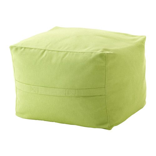 JORDBRO Cover for beanbag, Edum green-yellow Edum green-yellow
