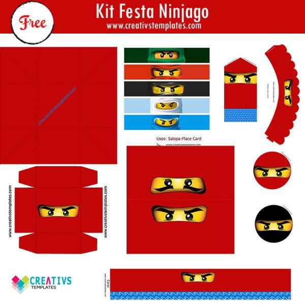 Die besten 25 lego ninjago kuchen ideen auf pinterest for Ninjago zimmer deko