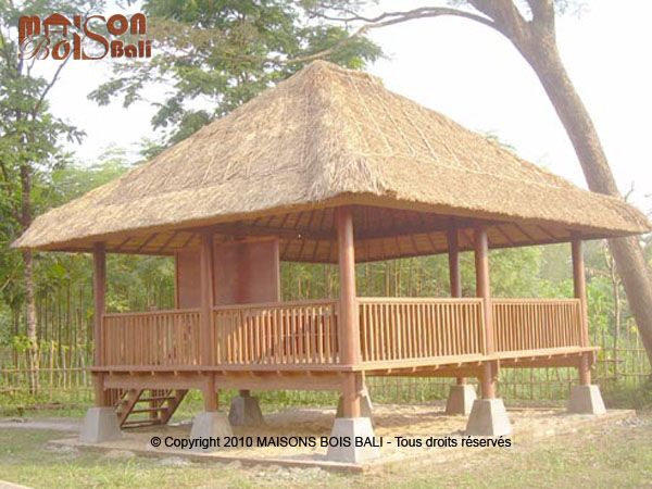 34 best images about Gazebo & paillote on Pinterest  Home design, Wooden