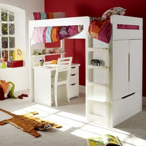 Children's Beds | Single, Cabin & Bunk Beds For Kids | Aspace