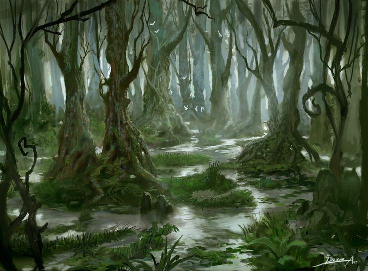 Name:  swamp_LinoDriegheArt.jpg Views: 3518 Size:  423.3 KB