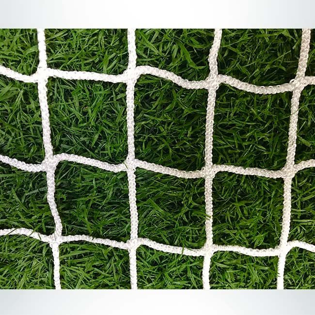 4 X 6 3mm Htpp Small Sided Goal Soccer Nets White Keeper Goals Your Athletic Facility Equipment Experts In 2020 Soccer Soccer Goal Custom Soccer
