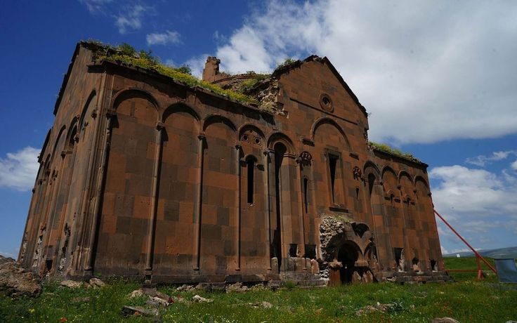 Ani ancient Armenian ghost town