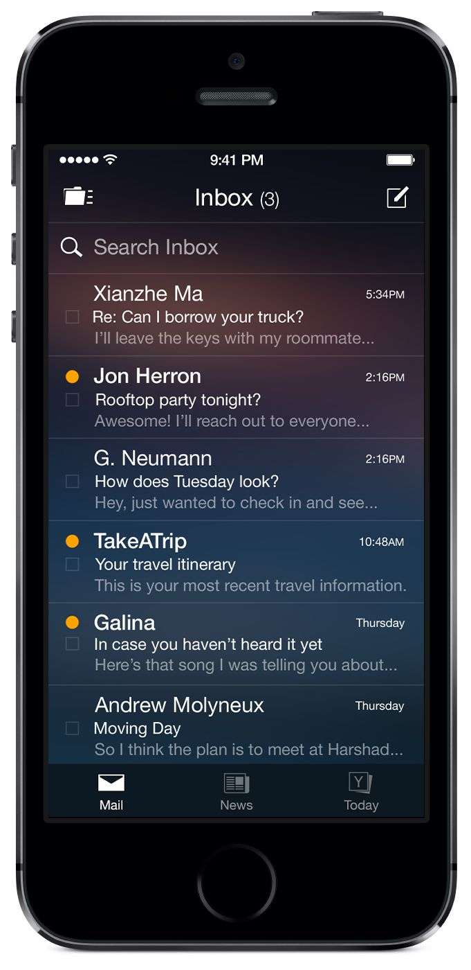 Yahoo Mail app. Meet the multi-talented Yahoo Mail app. - Yahoo UK