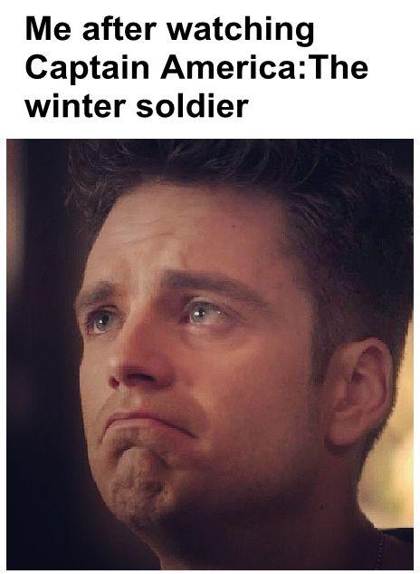 The feels...