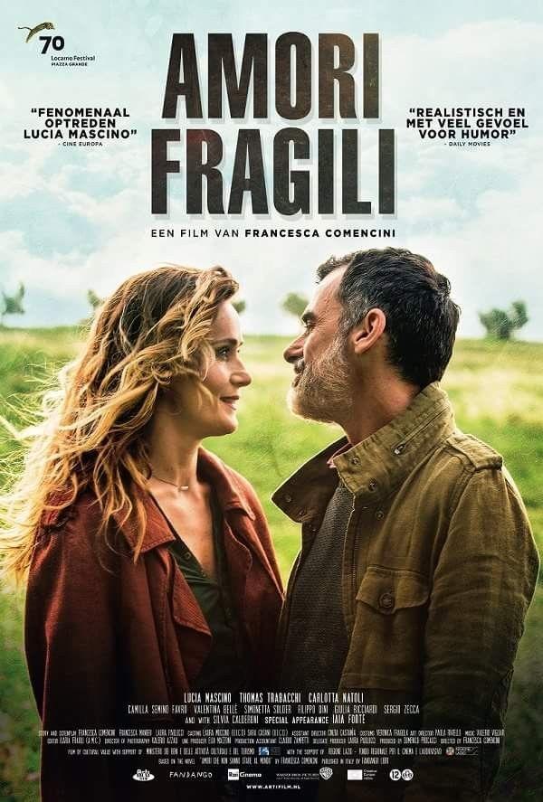 Filmtip: Amori Fragili, een Italiaanse film over liefde en verlies – maar met een mooie vrolijke noot > https://ciaotutti.nl/italiaanse-taal/film-italiaanse-taal/amori-fragili/ Vanaf 15 maart in de bioscoop!