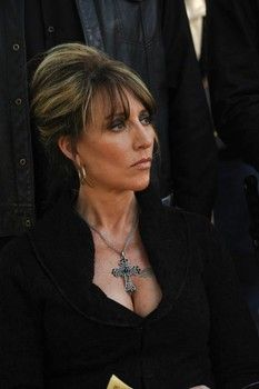Sons of Anarchy as Gemma Teller Morrow.
