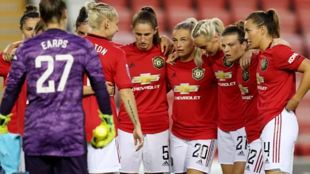 Manchester United Women Songbooks And Barmy Army Boost Women S Super League Barmy Army Manchester United Manchester United Logo