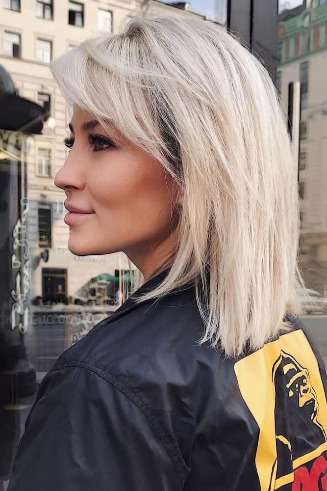 15 Times The Bangs For Round Face Will Rock Lovehairstyles Bangs For Round Face Heart Face Shape Medium Hair Styles
