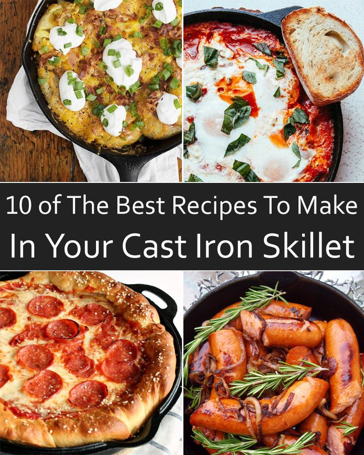 Best 25+ Cast Iron Skillet Ideas On Pinterest
