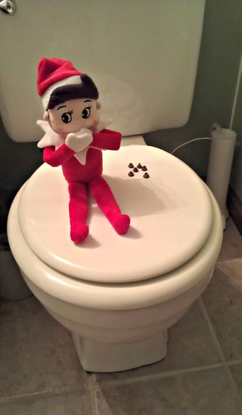 Elf on the Shelf Ideas: Getting into Mischief - Mommysavers.com | Online Coupons & Savings