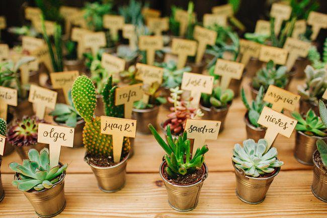 Hochzeitsdekoration im Tropical-Stil: frische Ideen und Inspirationen für eine sommerliche Hochzeit !