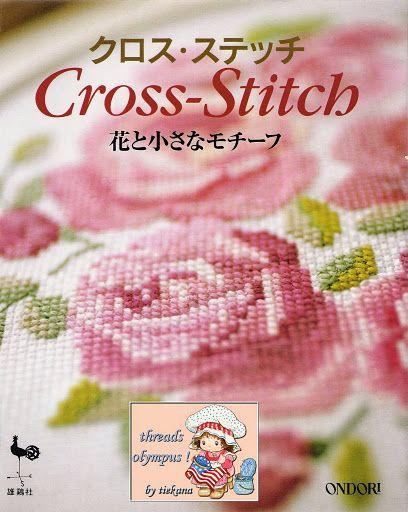 Revista Cross Stitch - Lucilene Donini - Picasa Web Albums...FREE BOOK!!