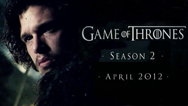 HBO diffuse la saison 2 de Game of Thrones - http://bit.ly/Game-of-Thrones-locita