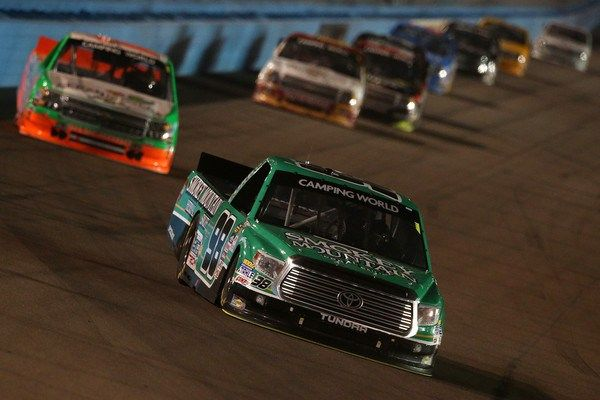 Johnny Sauter has secured his place in the Championship 4 at Homestead-Miami next weekend, Below are the clinch scenarios for the rest of the Round of 6 drivers as they prepare for the Lucas Oil 15…