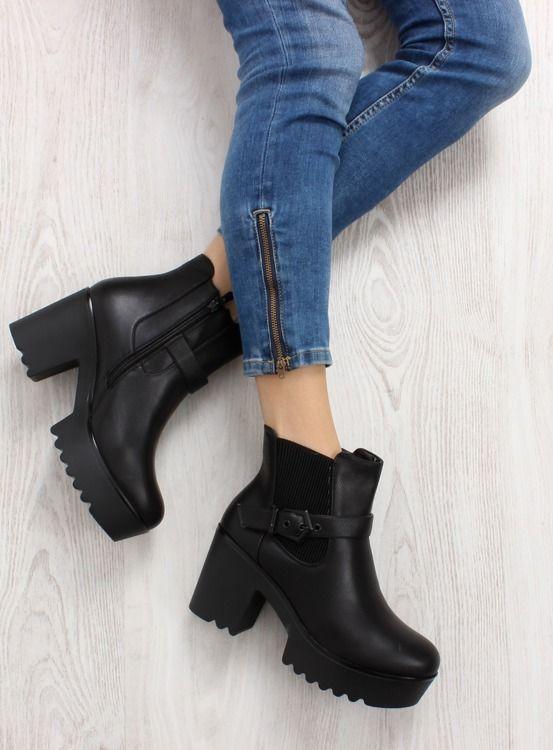 Botki damskie - obuwie | Sklep z butami KupButy.com #2