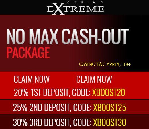 online casino bitcoin cashout
