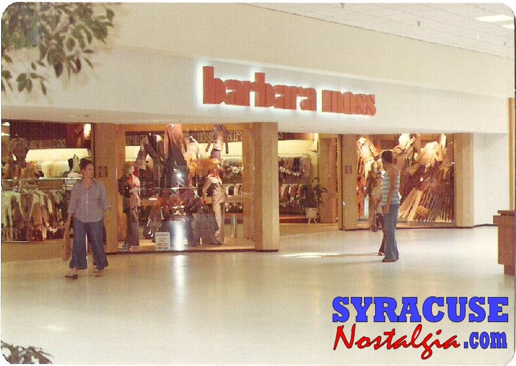 Clothing Stores In Syracuse Mall