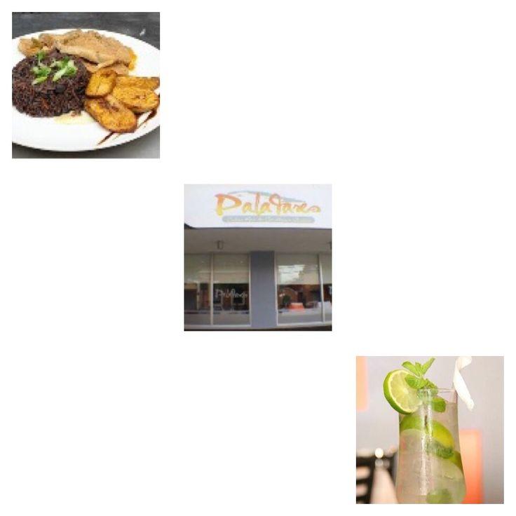 Restaurante Paladares - Ubicado en el pueblo de Mayagüez, es un restaurante de delicias cubanas. Ambiente familiar, moderno y simple. Cuenta con especiales diarios y happy hour. Precios razonables, comida rica, prueba los buñuelos. Atención de primera. No tiene estacionamiento pero en la calle encuentras. Recomendado, loca por volver.