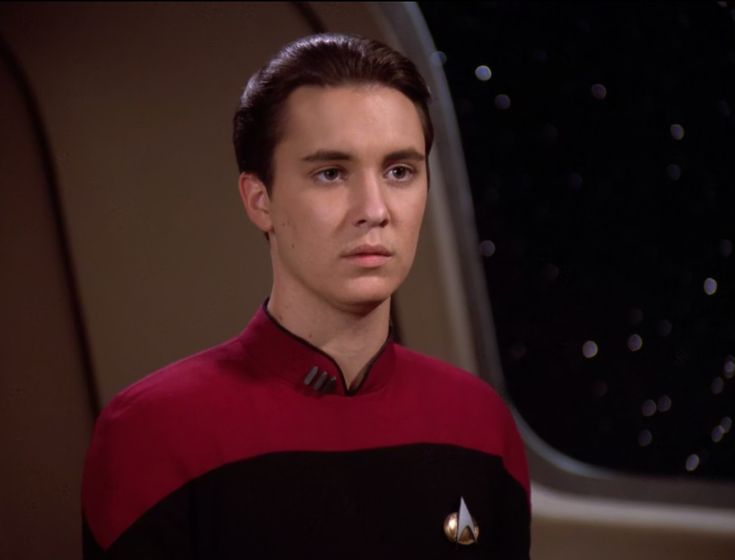 the 25 best ideas about wesley crusher on pinterest