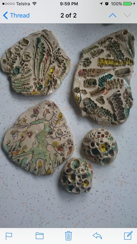 Kat's pottery 2016 series