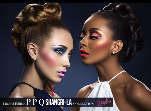 PPQ Sleek MakeUp – Make up by Margo Holder