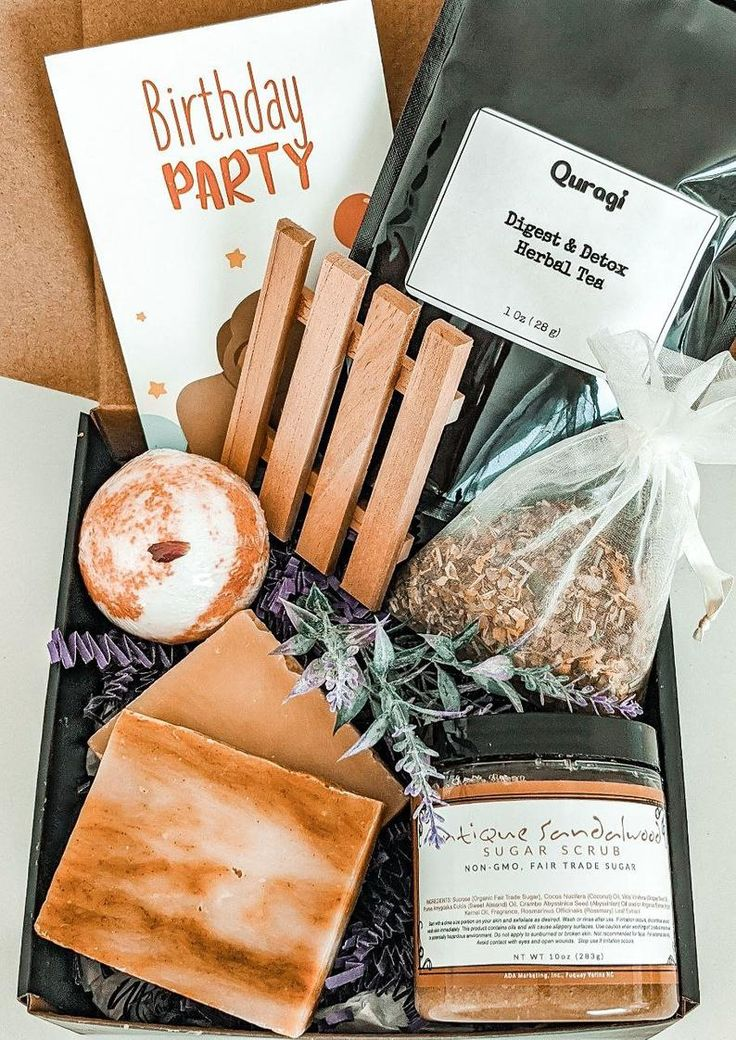 Best Friend Gift Send a Gift Box Birthday Gift Box Gift ...