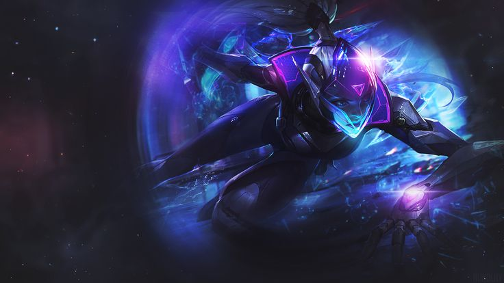 Off Art From League Of Legends Project Vayne
