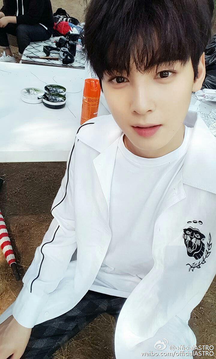 [21.06.16] Astro official Weibo - EunWoo