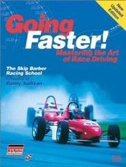 This complete racer's reference is the perfect resource for all drivers from novice to expert. The fundamentals of fast driving are revealed in this definitive how-to book for racers. $24.99