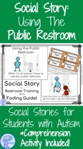 Social Stories are a MUST HAVE in your classroom- they are the perfect way to address behaviors, teach appropriate social behaviors, and model replacement behaviors.
