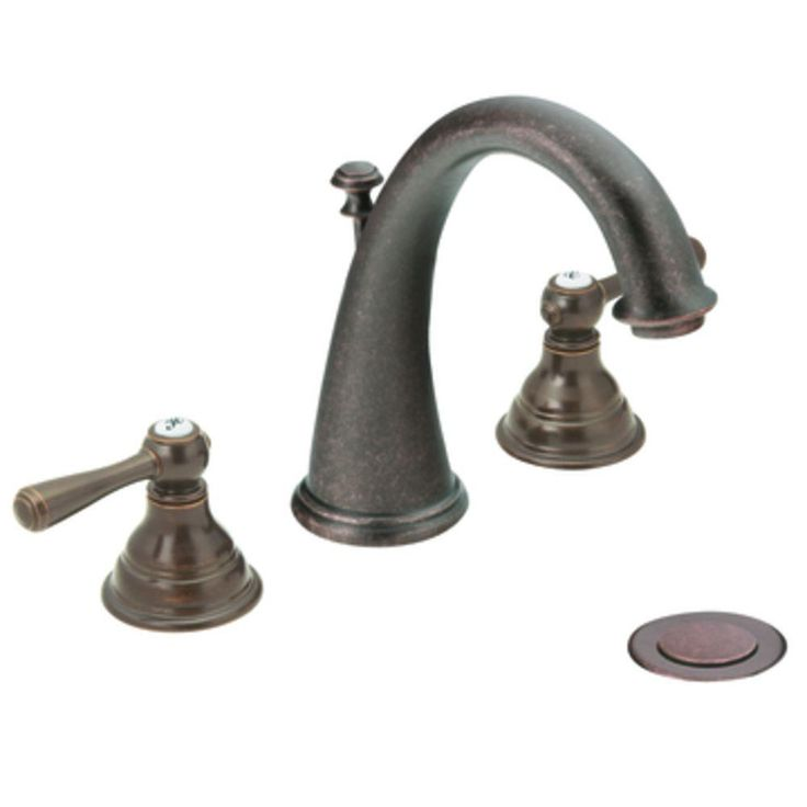 Faucets Oil Rubbed Bronze With Moen Bathroom Arbor Kitchen Faucet Shipped  From