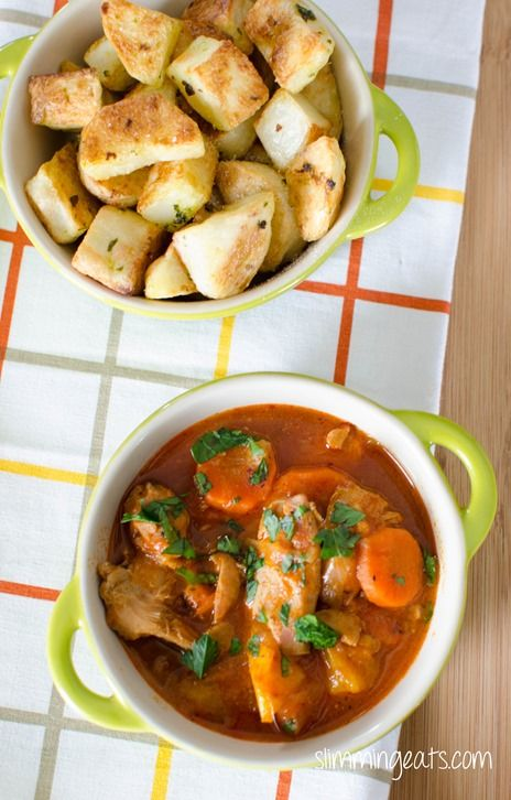 Smoked Paprika Chicken Casserole | Slimming Eats - Slimming World Recipes