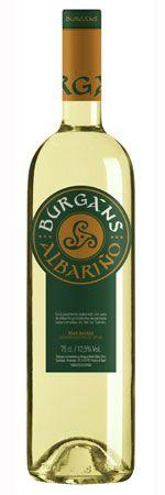 Burgans Albarino 2011~ crisp, clean and delicious!White Wine