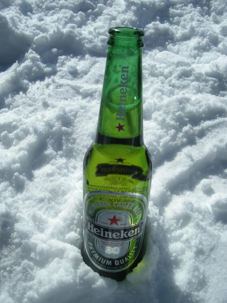 Cold Heineken
