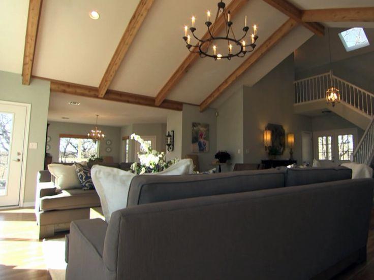 hgtv fixer upper physicians farmhouse living room love the