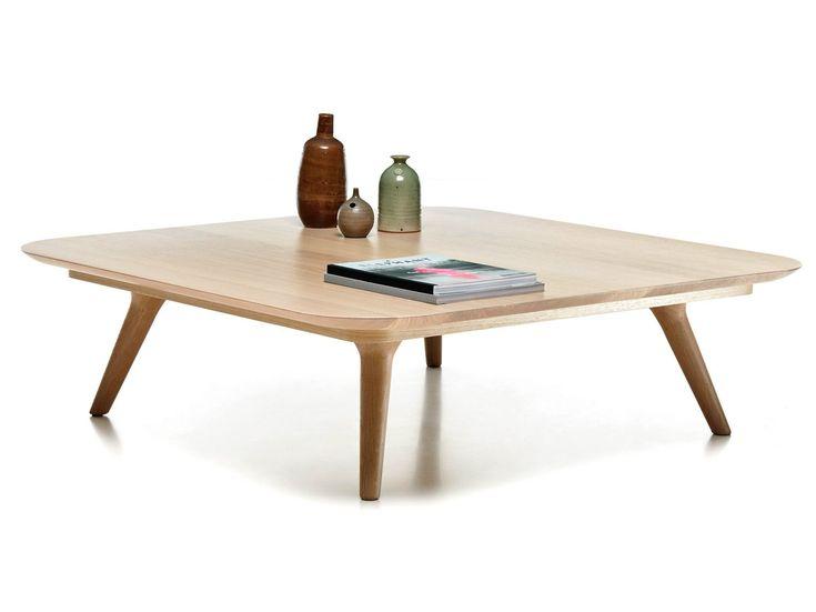 ZIO COFFEE TABLE Table basse carrée by Moooi© design Marcel Wanders