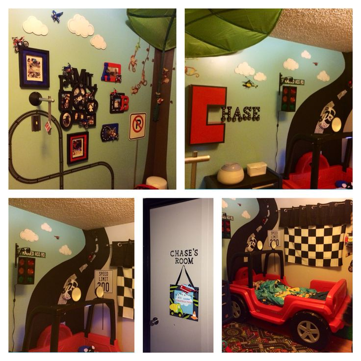 Chase's Car Room