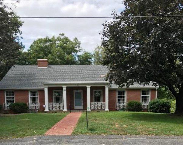 671 Ridgewood Rd Bassett, VA / Spacious home 2000+ sq. ft. on main level! Wood under carpet on main level per seller. All bedrooms have 2 closets! Covered rear patio. Great floor plan with much storage. Partially finished game room in basement!
